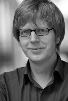 Dr. Christian Rakow, Journalist, Redakteur www.nachtkritik.de Copyright (C) Thomas Aurin